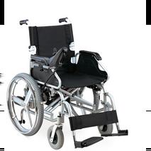Αναπηρικό αμαξίδιο ηλεκτροκίνητο με μεγάλους τροχούς AC-73