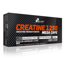 Olimp - Creatine Mega Caps - 120 κάψουλες