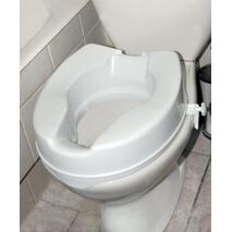 Ανυψωτικό τουαλέτας με πλαϊνούς σφιγκτήρες - AC-532