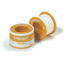 Leukopor® - Αυτοκόλλητη ταινία για πολύ ευαίσθητο δέρμα - χωρίς εξωτερικό περίβλημα