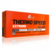 Thermo Speed Xtreme Mega Caps - 120 κάψουλες