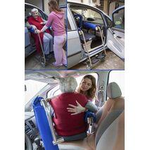 Κάθισμα ανύψωσης και μεταφοράς ασθενών/ΑμΕΑ Body Up Evolution - BU 2000