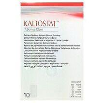 KALTOSTAT μη κολλητικό επίθεμα αλγηνικού ασβεστίου 7.5x12cm 10τεμ/κουτί