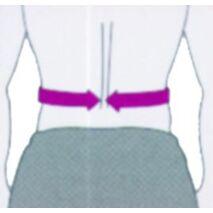 Μετεγχειρητική ελαστική ζώνη κοιλιάς - FT/033-036