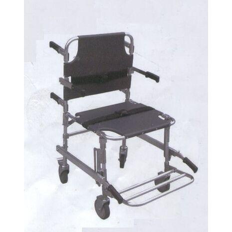 Φορείο τύπου καρέκλα ασθενοφόρου με 4 ρόδες