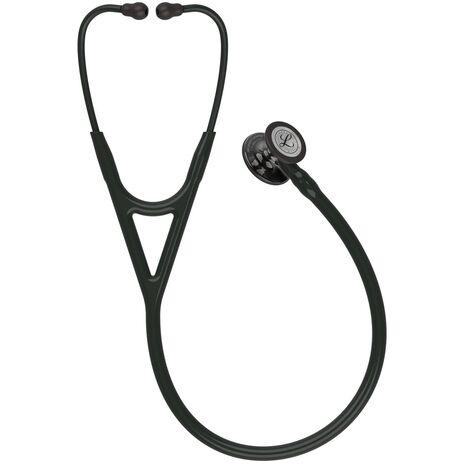 Στηθοσκόπιο Littmann® Cardiology IV 6232 Black / High Polish Smoke-Finish / Black Stem