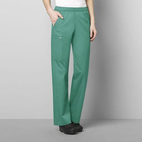 Ιατρικό Παντελόνι Γυναικείο Wonderwork Pull-On Surgical Green