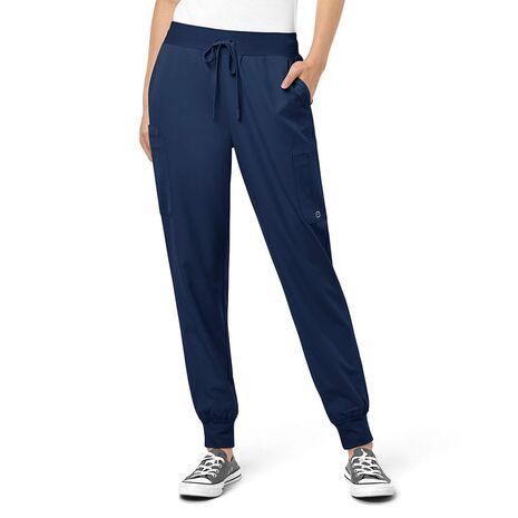Ιατρικό Παντελόνι Γυναικείο StyleLab Ultra Jogger Navy Blue
