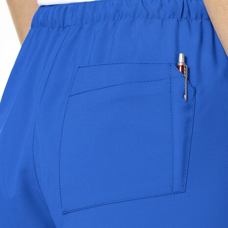 1 πίσω τσέπη με ραφές
