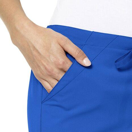 2 μπροστινές κεκλιμένες τσέπες με ραφές