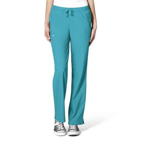 5255 Ιατρικό Παντελόνι Γυναικείο W123 Teal Blue
