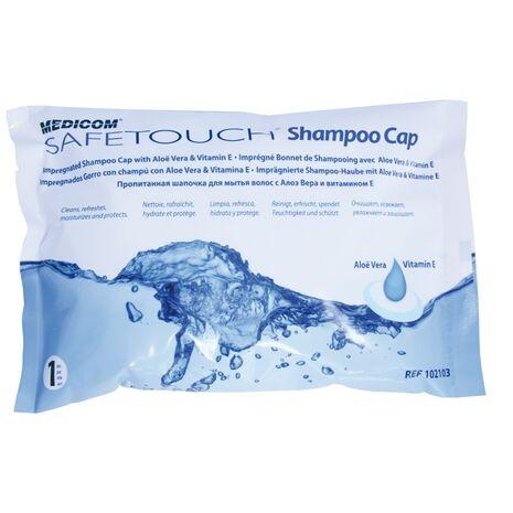 Σκούφος λουσίματος κεφαλής SafeTouch - Shampoo Cap