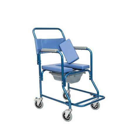 Αναπηρικό αμαξίδιο μπάνιου τουαλέτας με δοχείο - 0808378