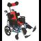 Παιδικό αναπηρικό αμαξίδιο τετραπληγίας αλουμινίου - 0808612
